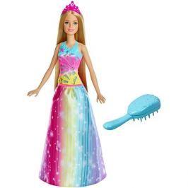 MATTEL - Barbie Magické Vlasy Princezna Běloška