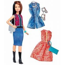 MATTEL - Barbie Modelka S Oblečky A Doplňky Asst