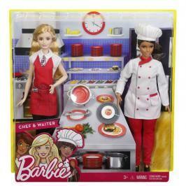 MATTEL - Barbie S Kamarádkou Asst