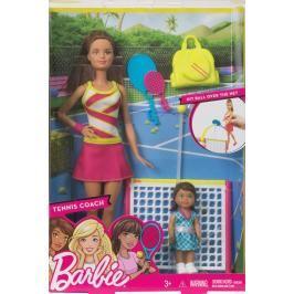 MATTEL - Barbie Sportovní Set Asst