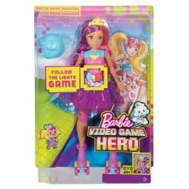 MATTEL - Barbie Ve Světě Her Hrací Kamarádka