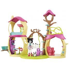 MATTEL - Enchantimals Panda Herní Set