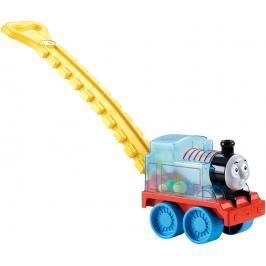 MATTEL - Fisher Price chodítko lokomotiva Tomáš 2 v 1