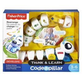 MATTEL - Fisher Price Ps Housenka Code-A-Pillar