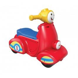 MATTEL - Fisher Price SMART STAGES MLUVÍCÍ SCOOTER SK