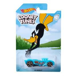 MATTEL - Hot Wheels Tématické Auto - Looney Tunes Asst