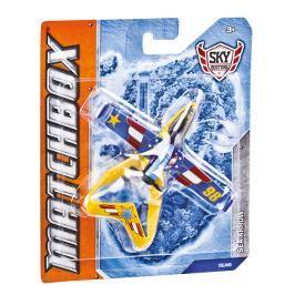 Mattel - Matchbox Letadla