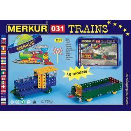 MERKUR - M031 Železniční modely