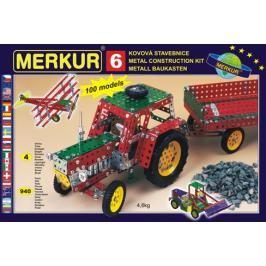 MERKUR - Stavebnice 6