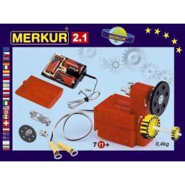 MERKUR - Stavebnice Elektromotor M 2.1