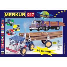 MERKUR - Stavebnice Kamion M 017