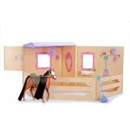 MGA - Moxie Girlz Stáj s poníkem