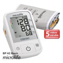MICROLIFE - BP A2 Basic automatický tlakoměr na rameno.