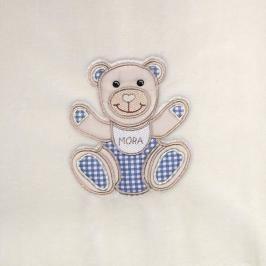 MORA - Dolce Baby, B64, 80x110, modrá