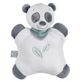 NATTOU - Chrastítko polštářek panda Loulou LLH