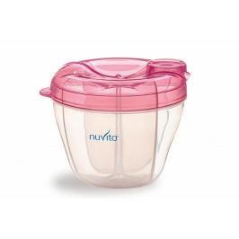 NUVITA - Dávkovač mléka růžový