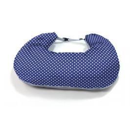 NUVITA - Kojicí polštář Feeedfriend - tiffany blue