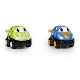 Oballo - Hračka autíčka pretkárske Oballo Go Grippers 2ks, 18m +