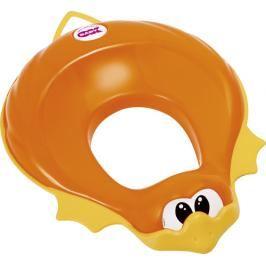 OK BABY - Redukce na WC Ducka oranžová 45