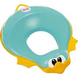 OK BABY - Redukce na WC Ducka tyrkysová 72