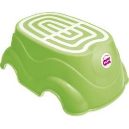 OK BABY - Schodík univerzálny Herbie zelená 44