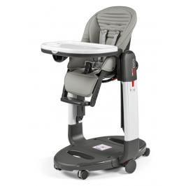 PEG PÉREGO - Jídelní židle tatam 2018 - Stripes Grey
