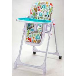 PETITE&MARS - Židle jídelní Zola - modrá