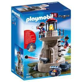 PLAYMOBIL - vojenská věž s majákem