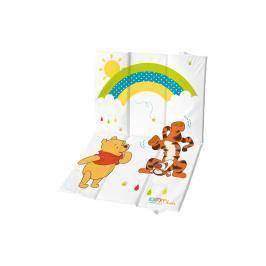 PRIMA BABY - Cestovní přebalovací podložka Winnie Pooh - bílá