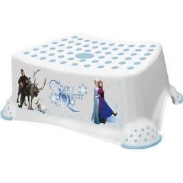 PRIMA BABY - Stupínek k umyvadlu a WC Frozen, Bílý