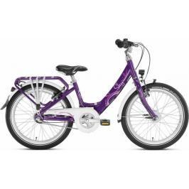 PUKY - dětské kolo SKYRIDE 20-30 Alu fialové