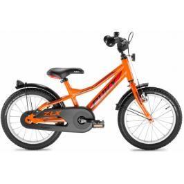 PUKY - dětské kolo ZLX 16-1 Alu  - racing oranžová
