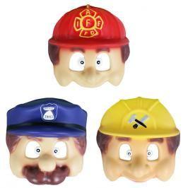 RAPPA - Karnevalová maska plastová profese