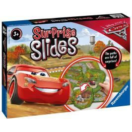 RAVENSBURGER - Disney Auta 3 Surpr. Slides PL/CZ/SK/RO