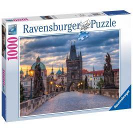 RAVENSBURGER - Praha: Procházka Po Karlově Mostě 1000 Dílků