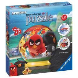 RAVENSBURGER - Puzzle Ball Ravensburger Angry Bird 72