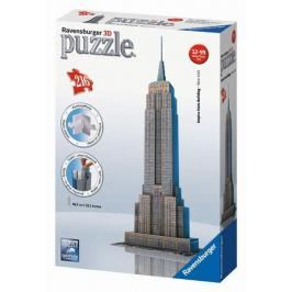 RAVENSBURGER - Puzzle Empire State Building 216 3D dílků