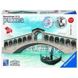 RAVENSBURGER - Rialto most, Benátky 216 dílků 3D