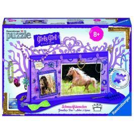 RAVENSBURGER - Šperkovnice Kůň 3D 108D