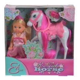 SIMBA - Panenka Evička Princezna s koněm