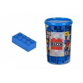 SIMBA - Blox 100 Kostičky modré v boxu
