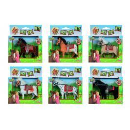 SIMBA - Kůň Beauty Pferde, 11 Cm, 6 Druhů