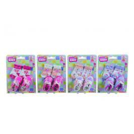 SIMBA - Ponožky A Botičky Pro Panenky, Vel.38-43