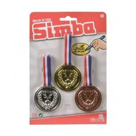 SIMBA - Tři Medaile