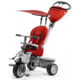 SMART TRIKE - Recliner kočárek - Red
