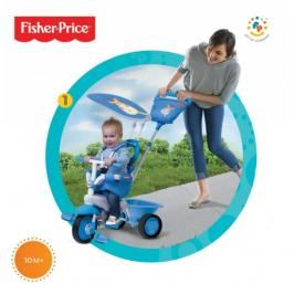 SMART TRIKE - tříkolka Fisher Price 146 Elite blue