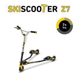 SMART-TRIKE - koloběžka 222 Ski Scooter Z7 žlutá