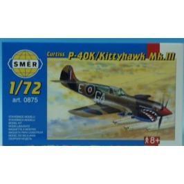 SMĚR - MODELY - Curtiss P - 40K 1:72