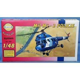 SMĚR - MODELY - Vrtulník Mi 2 - Policie 1:48