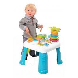 SMOBY - 211067 Cotoons multifunkční stolek stolek se světlem a zvukem